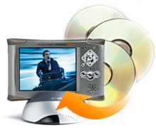 Discount suite converts DVD and videos to mp4 directly for iPod, PSP etc