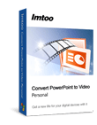 ImTOO Convert PowerPoint to Video Personal