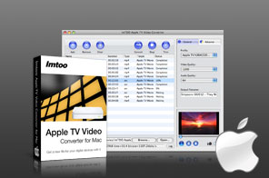 ImTOO Apple TV Video Converter for Mac