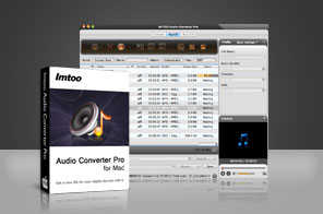 convertire audio su mac