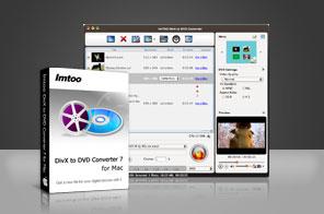 Convertir DivX en DVD sur Mac