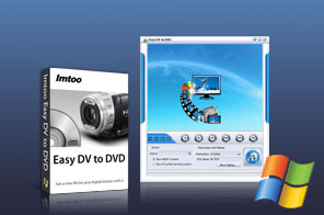 Easy DV to DVD
