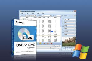 Convertir DVD vers DivX