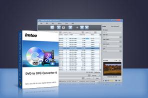 DVD vers DPG