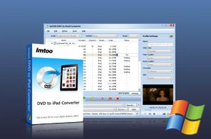 Voir DVD sur votre iPad