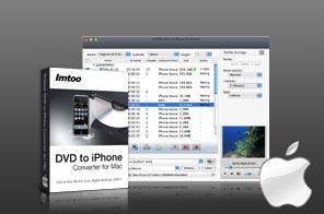 Convertir DVD vers iPhone avec MAC