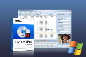 ImTOO DVD to iPod Converter