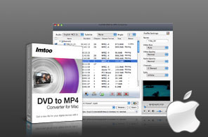 ImTOO DVD to MP4 Converter pour Mac