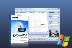 regarder DVD sur PSP