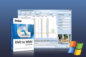 Convertir DVD vers WMV