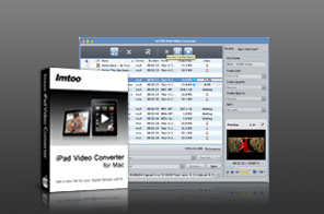 convertire video per ipad su mac