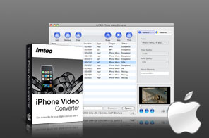 Convertitore video per iPhone su mac