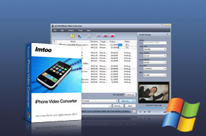 ImTOO iPhone Video Converter