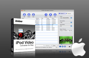 convertire video per ipod su mac