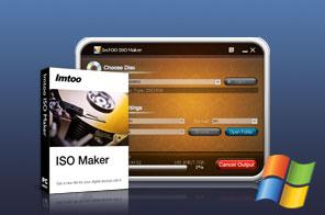 créer fichier ISO