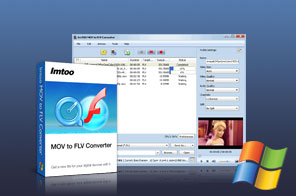 ImTOO MOV to FLV Converter