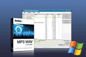 ImTOO MP3 WAV Converter