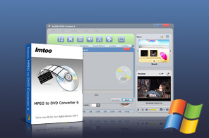 ImTOO MPEG in DVD Converter