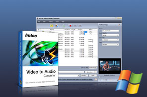 ImTOO Video to Audio Converter