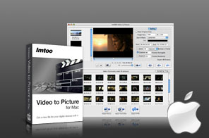 convertire video in immagini su mac