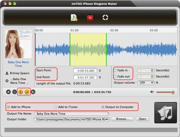 free mp3 to iphone ringtone converter for mac