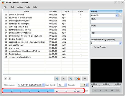 ImTOO Music CD Burner
