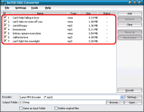Imtoo mpeg encoder ultimate key generator