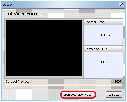 ImTOO Video Cutter