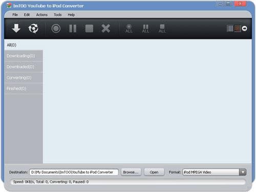 convertire video youtube per ipod