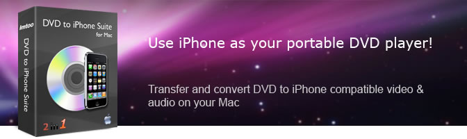 Convertire DVD in iPhone su Mac
