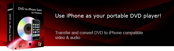 ImTOO DVD to iPhone Suite