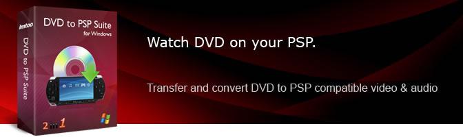 Guardare DVD sulla PSP