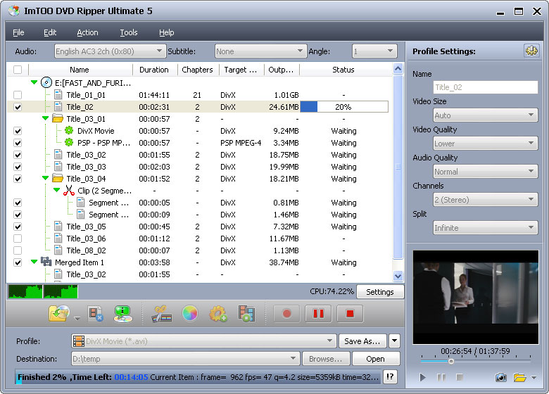 ImTOO Ripper Ultimate 5.0.49.0403 �������