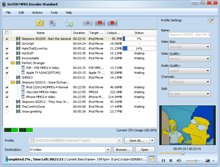 Click to View Full ScreenshotImTOO MPEG Encoder Standard 5.1.26.1012 screenshot