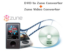 ImTOO Zune Converter Suite - Rip dvd to zune, rip dvd to zune mp4, zune movie converter, dvd to zune converte - A discount suite with 2 super Zune converters
